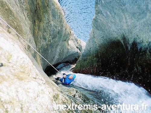 CANYONING INITIATION & DECOUVERTE PYRENEES ORIENTALES
