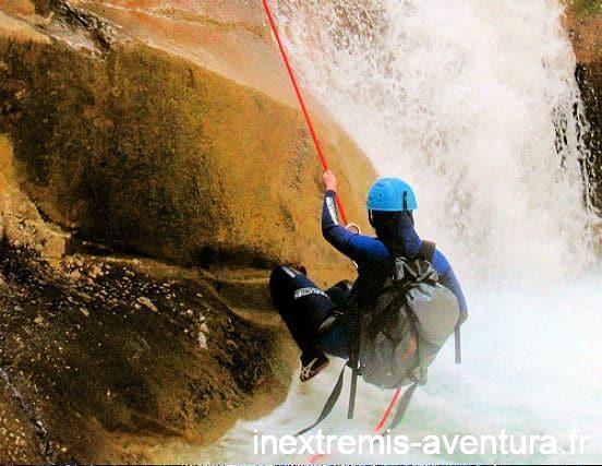 WEEK END CANYONING<br /> FRANCE -ESPAGNE