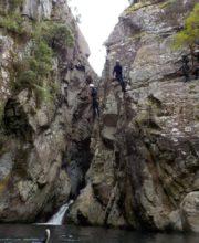Saut Canyon Gourg des Analles