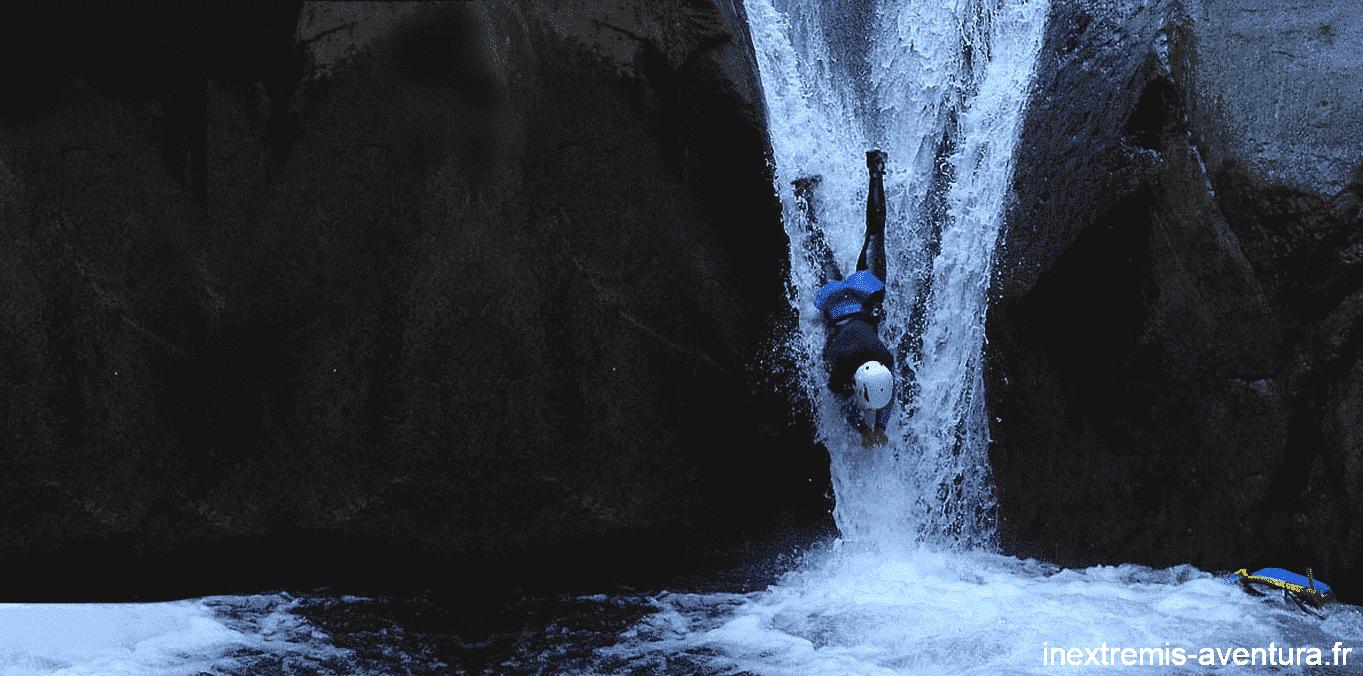 canyoning du Llech