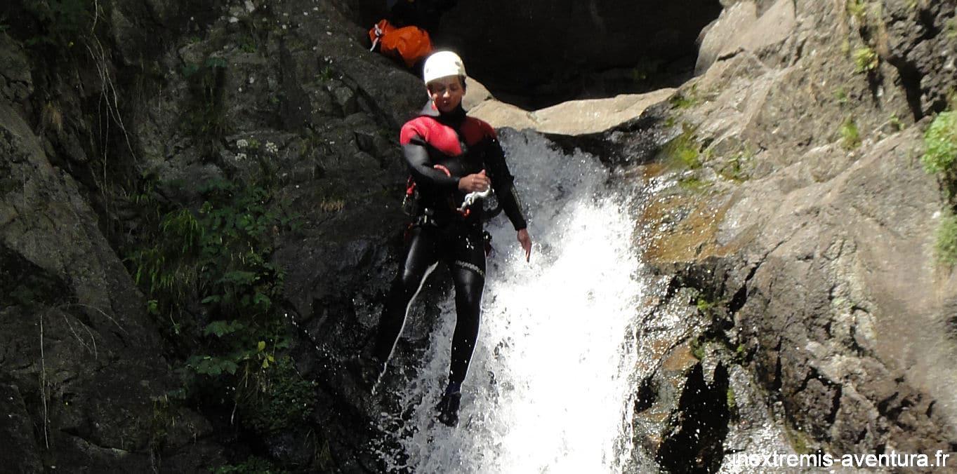 Canyon Gorges de Nuria