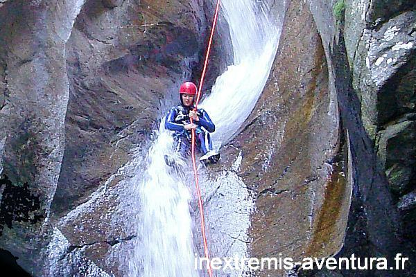 Canyoning Gorges de Nuria - Catalunya - Espagne