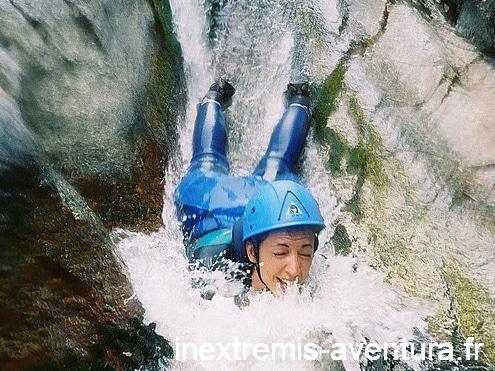 canyoning gorges du terme