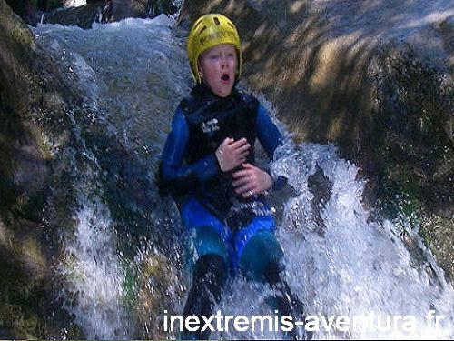 AQUATIC HIKING IN GORGES DU TERME (Special Families)