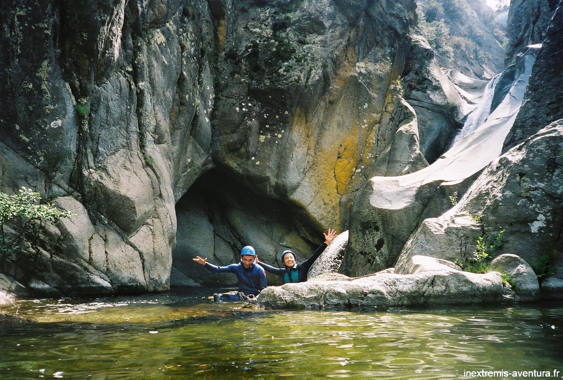 Canyon Gorges du terme