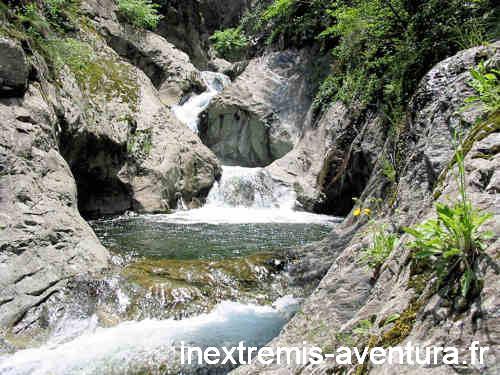 canyon du llech - Canyoning Llech