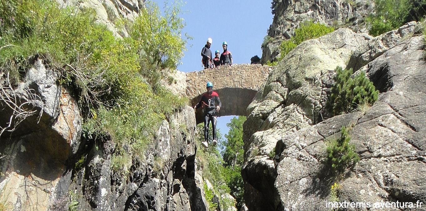 Canyon Gorges de Nuria