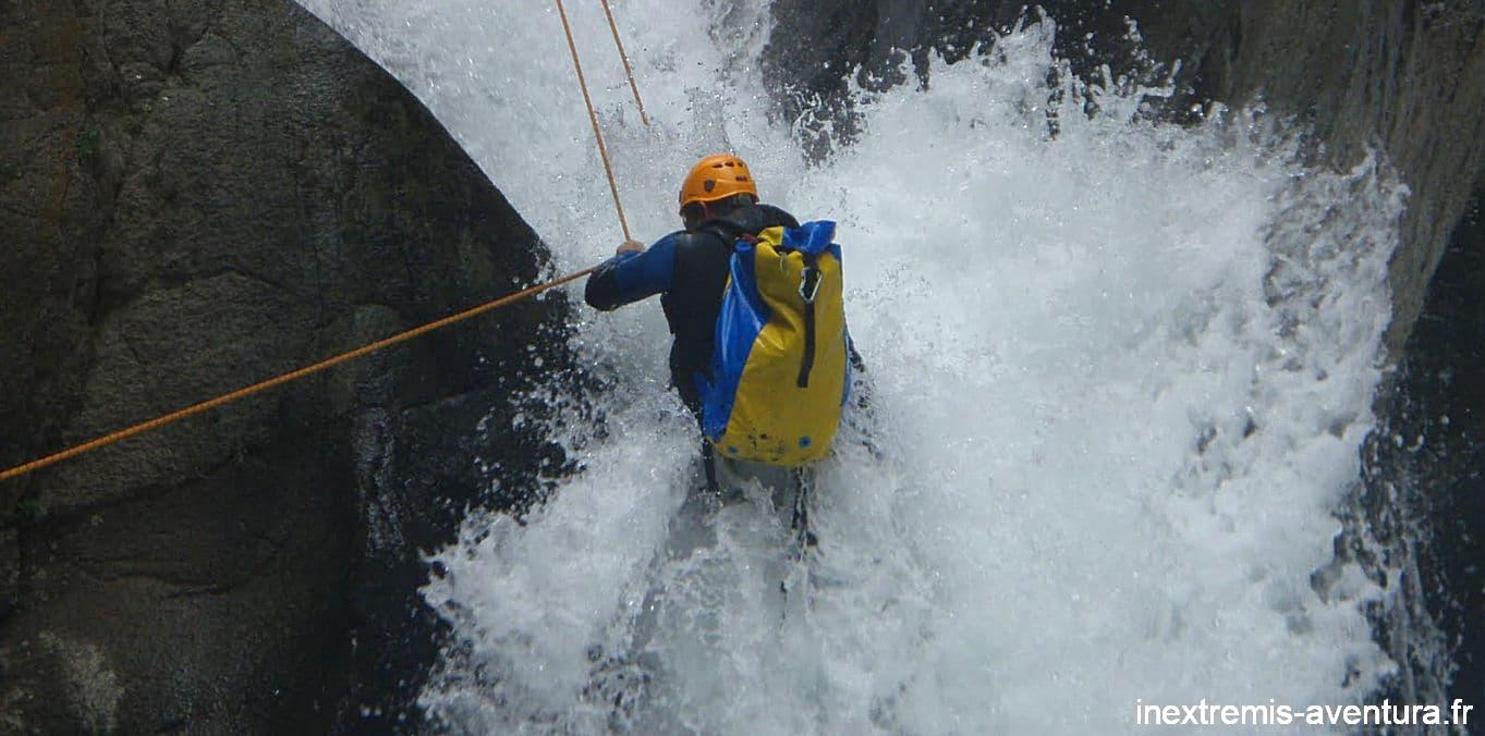 STAGE CANYONING NO-LIMIT