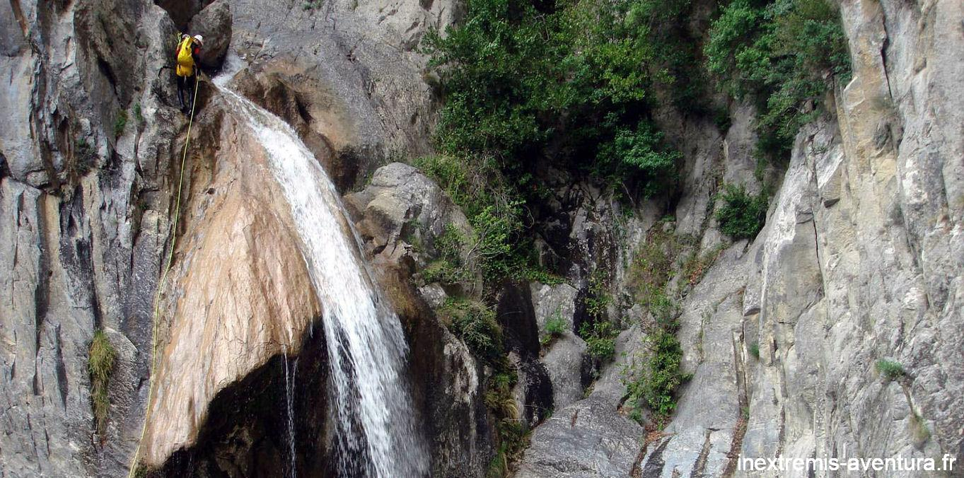 Canyon Sant Aniol d'Aguja