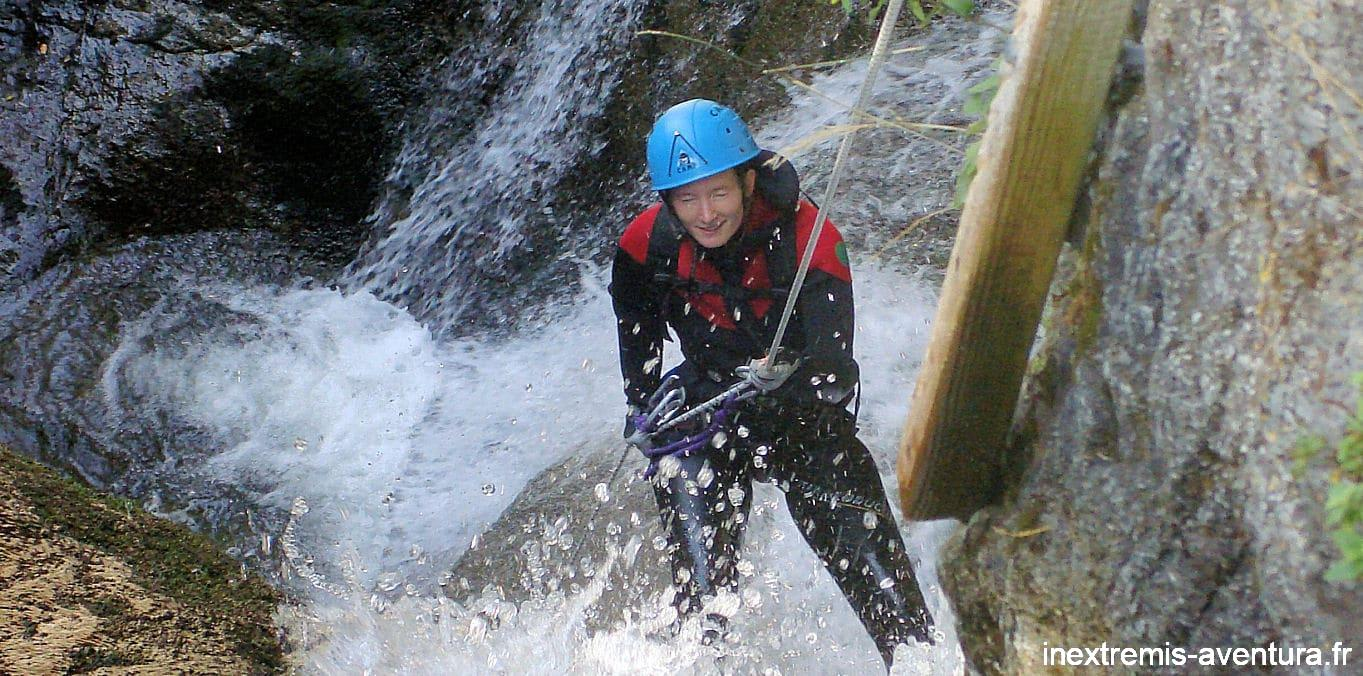 Canyoning Gorges de Taurinya