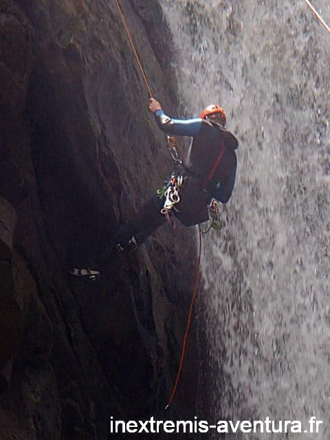 CANYONING WEEKEND IN EASTERN PYRENEES