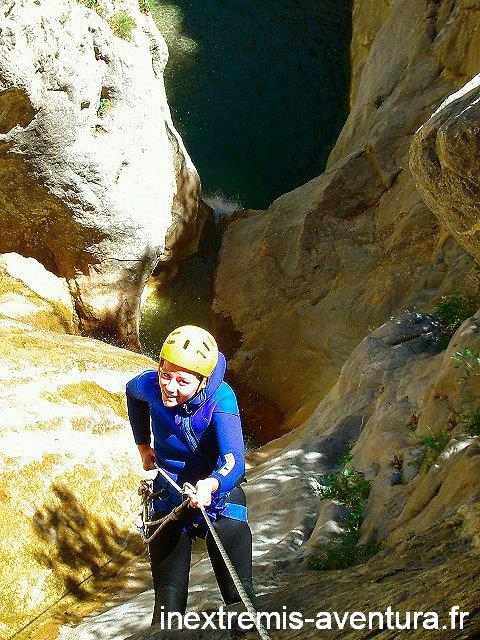 WEEK-END CANYONING EN CATALOGNE