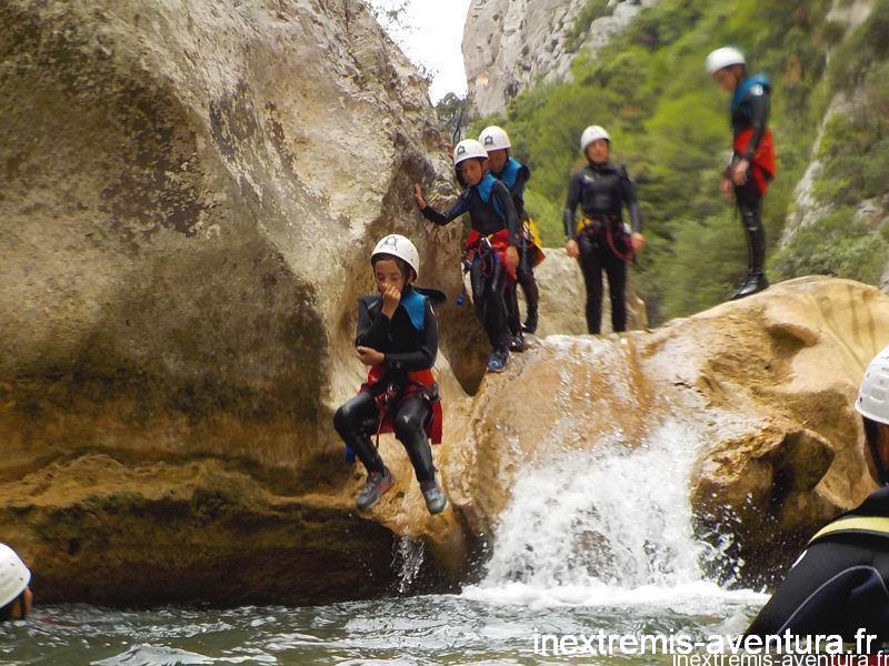 Canyoning Gorges de Galamus - Saint Paul de Fenouillet - Pyrénées Orientales
