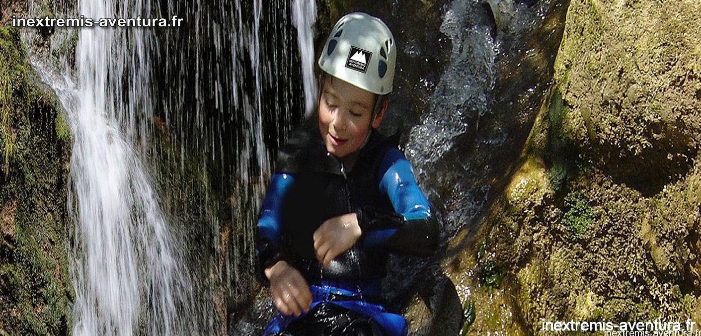 Canyoning Terme Inférieur - Amélie les Bains - Pyrénées Orientales