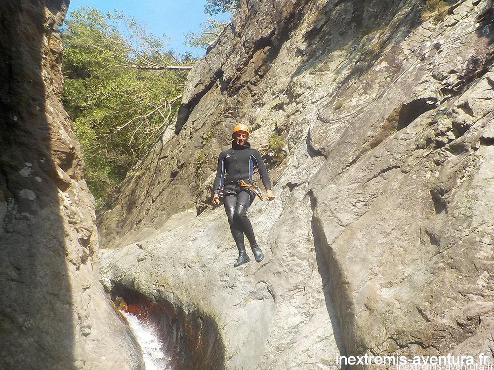 Canyoning Gourg des Anelles (Saut)