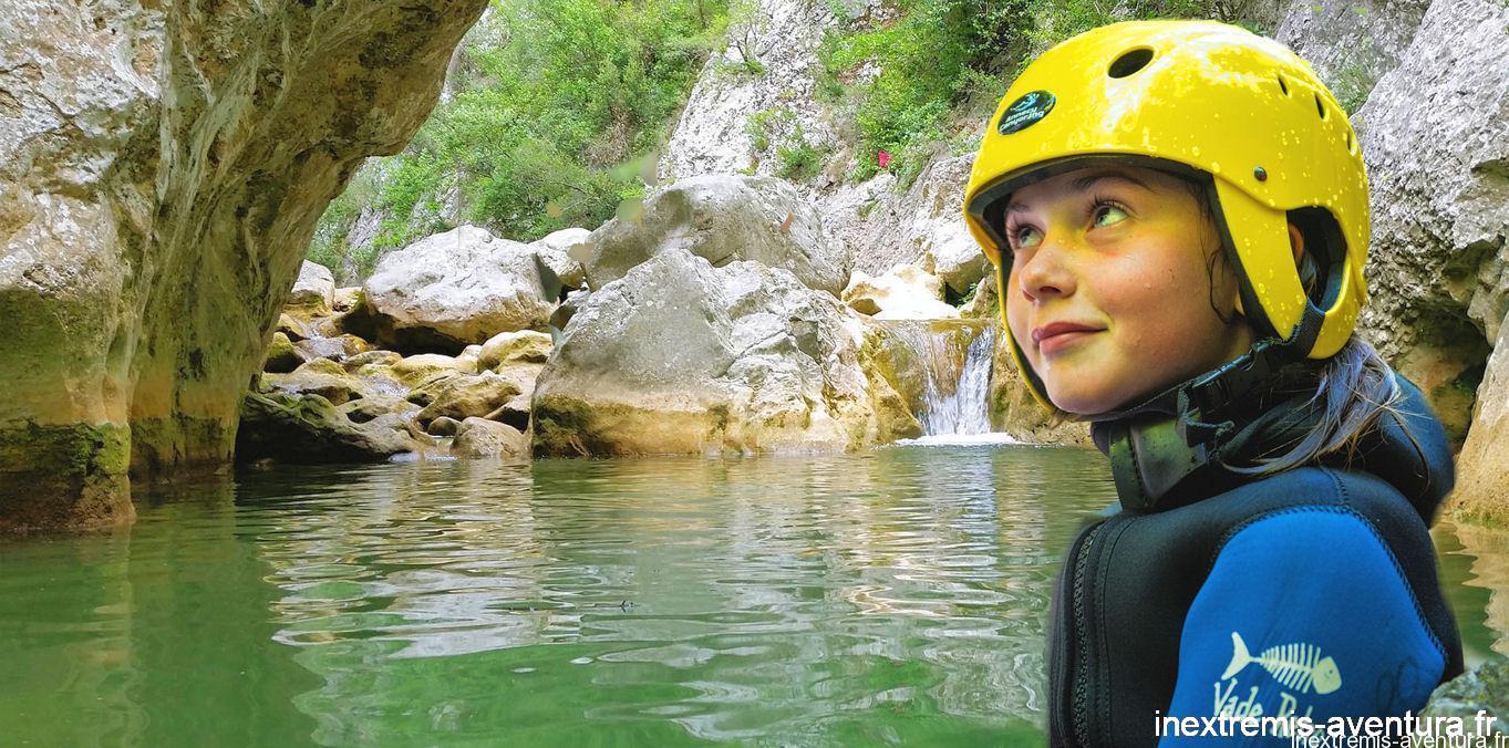 Canyoning Galamus - Saint Paul de Fenouillet - Pyrénées Orientales