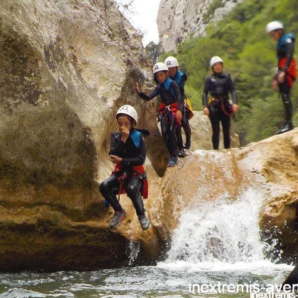 Gorges de Galamus Canyoning Trip