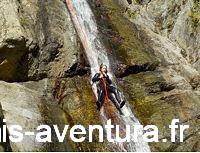 Canyoning Gourg des Anelles - Céret Pyrénées Orientales