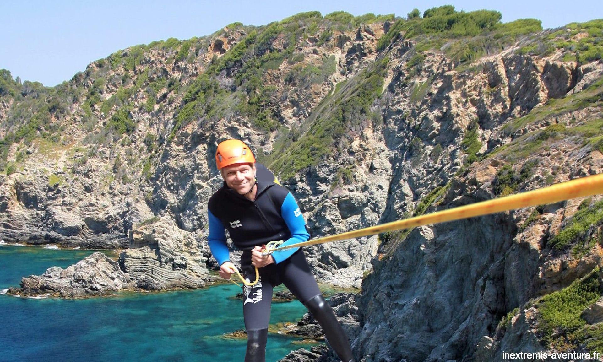 Coasteering - Canyoning en Bord de Mer - Pyrénées Orientales - 66
